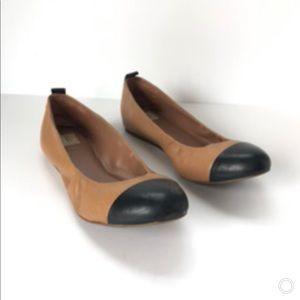 ED Ellen Degeneres Lilliane 2 Ballet Flats Size 9